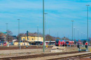 Bahnhof Aulendorf