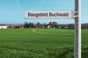 Baugebiet Buchwald Aulendorf